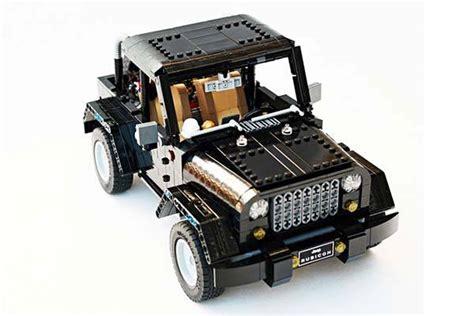 lego jeep set jeep wrangler rubicon lego set gadgetsin