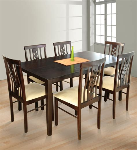 6 Seater Dining Tables 6 Seater Dining Table Sl Interior Design
