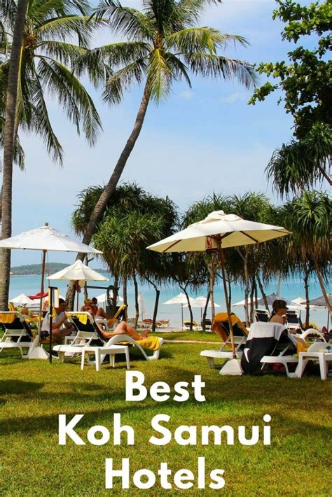 best hotel samui best hotels koh samui