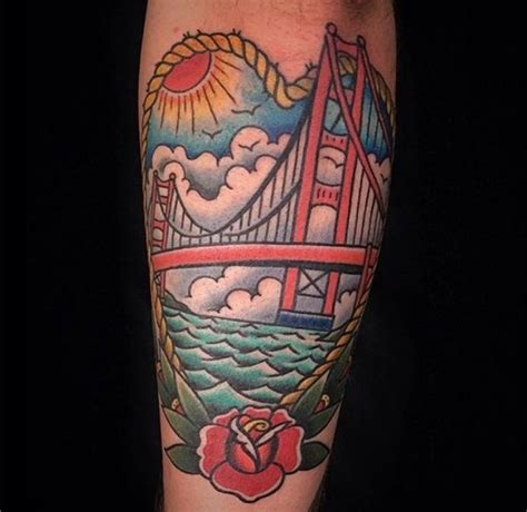 seven gates tattoo best 25 bridge ideas on minimalist