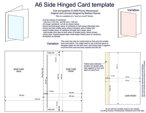 pattern for easel cards 1405 best images about templates on pinterest