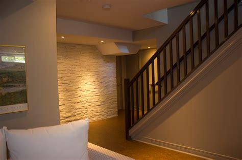 tedder basement renovation contemporary basement