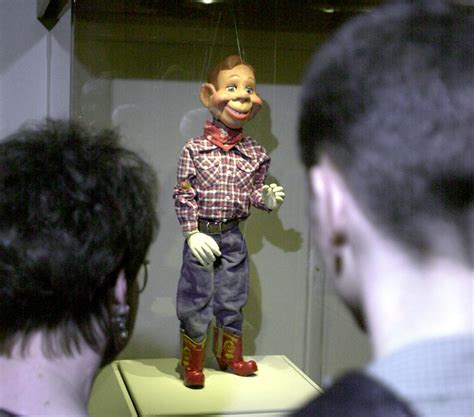 Howdy Affrs 2 by Howdy Doody Joins Other Puppets Of Distinction On Display
