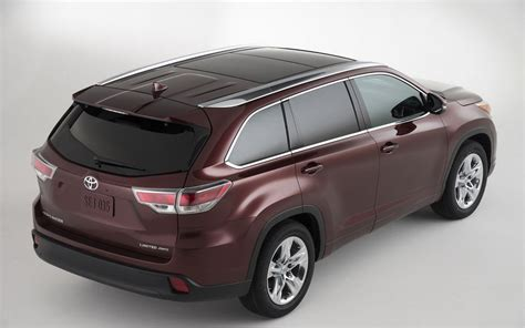 Toyota Highland In 2015 Toyota Highlander Carpower360 176