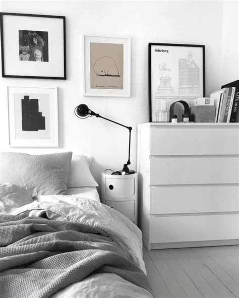 Ikea Malm Bedroom Ideas by 25 Best Ideas About White Grey Bedrooms On