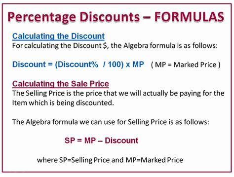 Promotion Mba Math image gallery percentage formula