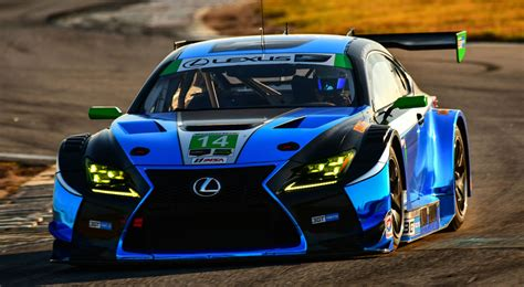 lexus racing car lexus rc f gt3 racing