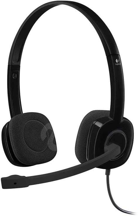 Logitech H151 Headset logitech stereo headset h151 headphones with mic