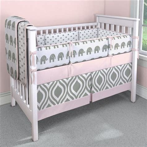 pink elephant crib bedding set 25 best ideas about elephant nursery on