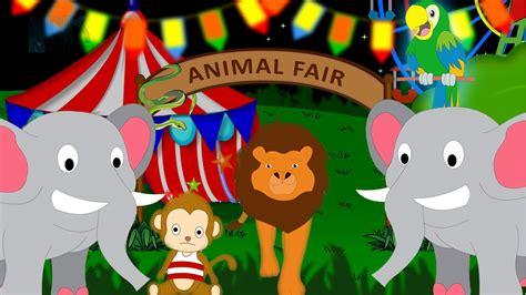 lirik lagu anak bahasa inggris animal fair lirik lagu anak