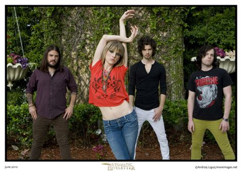 Automatic Loveletter Or Zip With Juliet And Simms Of Automatic Loveletter Or The Aquarian