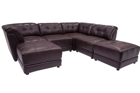 6 sectional sofa 6 modular sectional sofa roxanne fabric 6