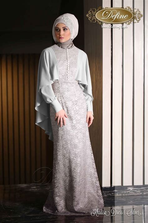 Farah Dress Silver Gamis Muslim 469 Best Kebaya Images On Kebaya Kebaya