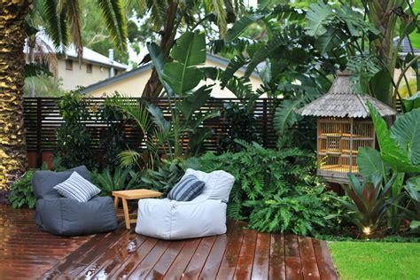 balinese backyard designs tropical garden landscape asian with garden furniture lush