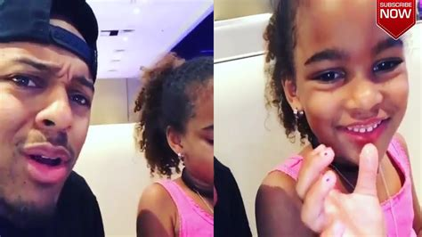 drake daughter bow wow quot daughter only 5 years old already into internet