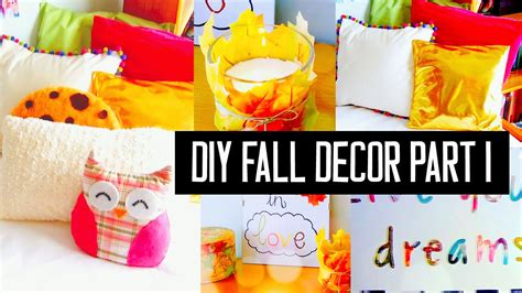 how to make room decorations diy room decor for fall spice up your room no sew
