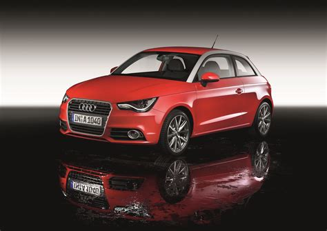 Audi A1 Sportback Misano Red by The New 2011 Audi A1 Misano Red Front Eurocar News