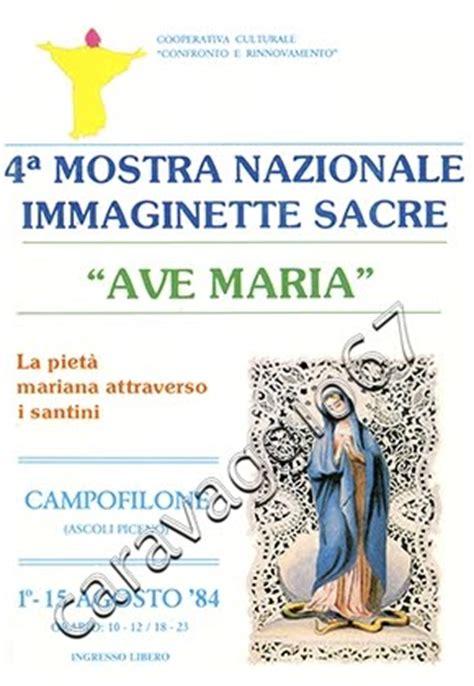 le piã tavole di natale devozione mariana flavio cammarano caravaggio67