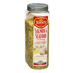 tone s salmon seafood seasoning 11 5 oz size spice