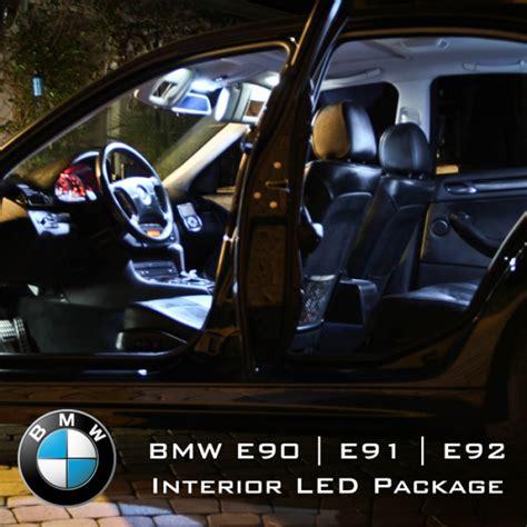bmw interior led bmw led package kits bmw 3 series e90 e91 e92