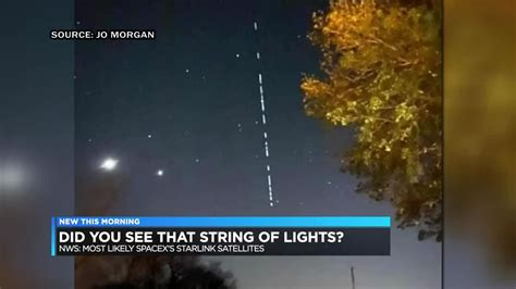 nws string  lights   spacexs starlink satellites