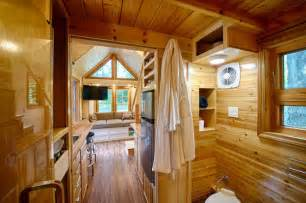 stunning tiny house vacation with sauna hope cottage christopher tack double closets the bedrooma