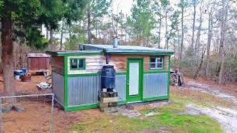 awesome completely off grid tiny house only cost 4 500