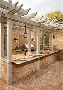 bbq kitchen ideas 95 cool outdoor kitchen designs digsdigs