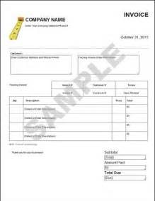 Flooring Invoice Template by Flooring Invoice Template