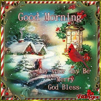 good morning christmas gif quote pictures   images  facebook tumblr pinterest