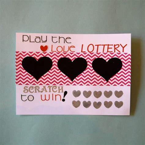 scratch valentines diy scratch s day card craft