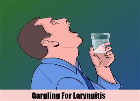 8 excellent home remedies for laryngitis