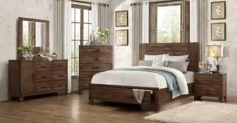 Distressed Bedroom Set homelegance brazoria bedroom set distressed natural wood
