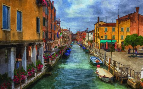 painting images venice oil painting by dcalq3dneopl on deviantart