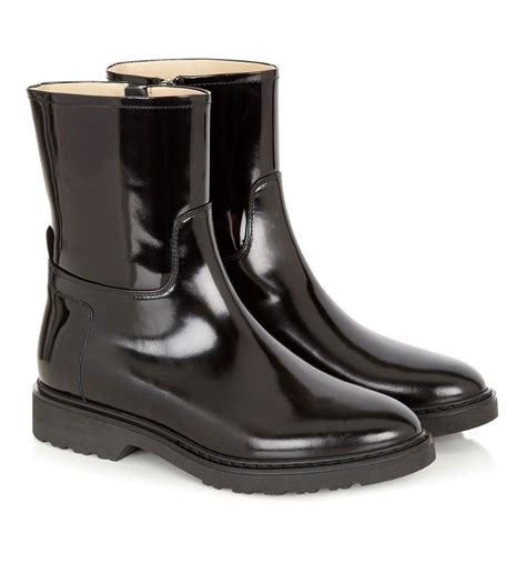 wellington dress boots for hobbs dress wellington boot in black lyst