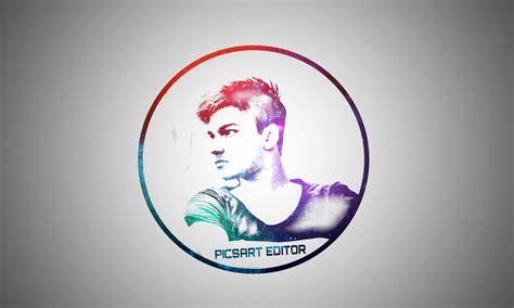 tutorial logo picsart picsart editing tutorials photography logo design