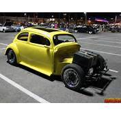 Hot Rod Volkswagen Beetle At Car Show Pictures Picture Tuning
