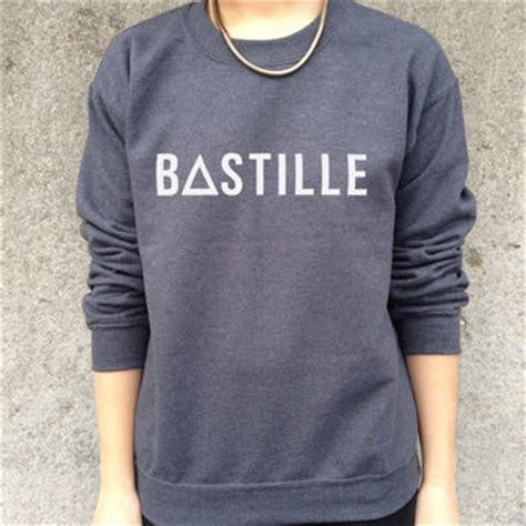 Sweater Rock Band Radio bastille band jumper top sweater from theiconicdesigncoetsy