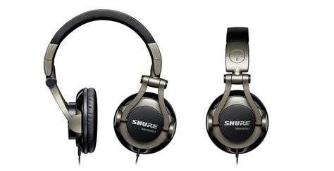 Headset Untuk Dj shure headphone srh550dj hitam lazada indonesia