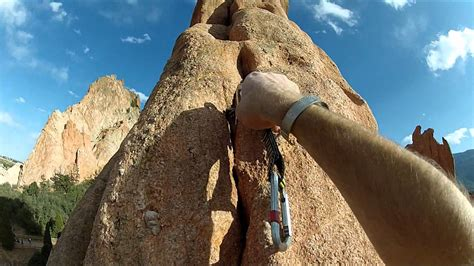rock climbing garden of the gods 11 year climbs montezuma s tower garden of the gods