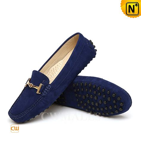 womens driving loafers womens leather driving shoes cw306020