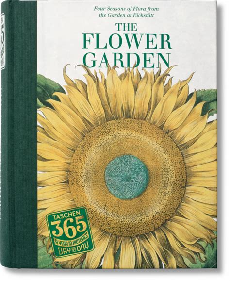 Kaos T18 Wolf Flower taschen 365 day by day the flower garden taschen books