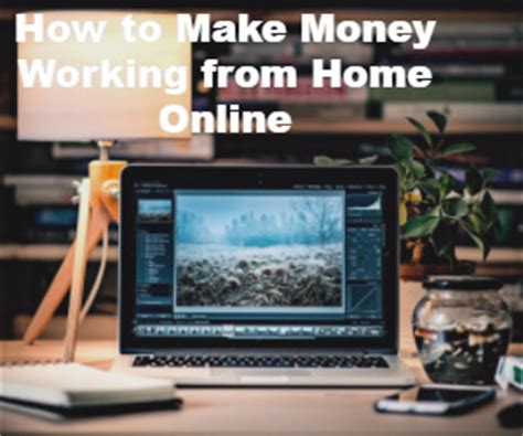 How To Make Money Online When Your 12 - how to make money working from home online in 2017 retired and earning online
