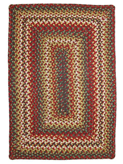 Outdoor Mats Rugs Sunrose Braided Indoor Outdoor Rug Cottage Home 174