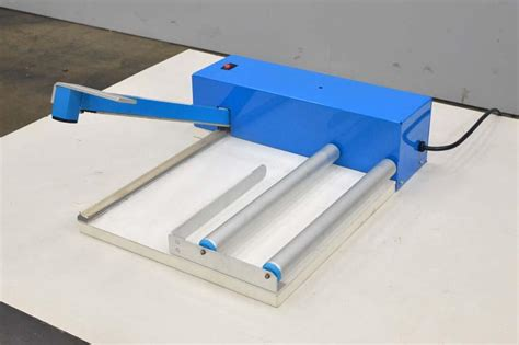 table top sealer lot 117 table top sealer unit for shrink wrap wirebids