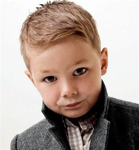 Little Boy Haircut | boys haircuts for all the times