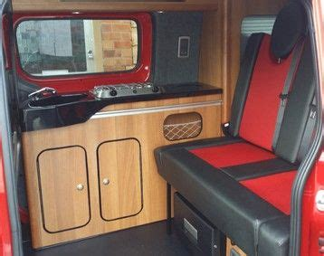 the 'clee' full conversion for nissan nv200 camper