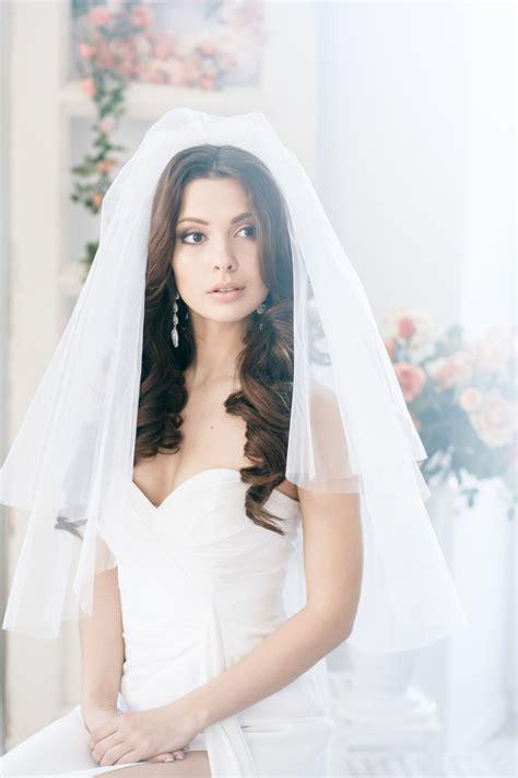 Brautfrisuren Lange Haare Halboffen Mit Schleier by Brautfrisuren Offen Halboffen Oder Hochgesteckt 100