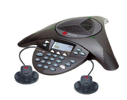 Polycom Soundstation2 Conference Phone Expandable W Display Country db communications inc expandable wireless conference phone w display db communications inc