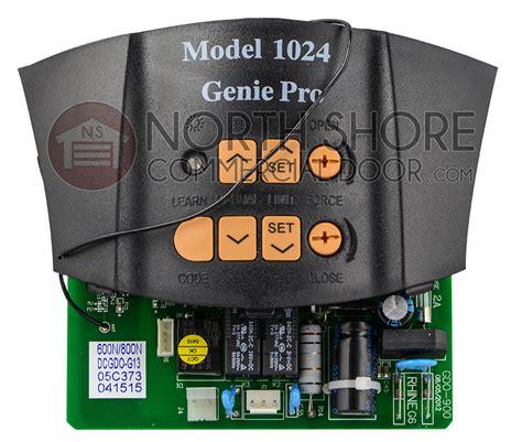 Overhead Door Model 1026 Genie 37028e 36448a Garage Door Opener Circuit Board